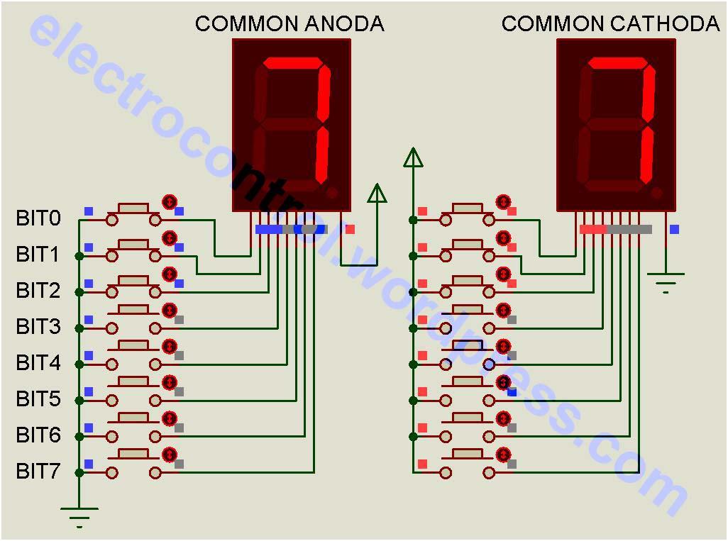 036 LED 4-Digit Display Module for Arduino - Black